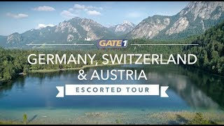 Gate 1 Tours of Germany, Switzerland and Austria