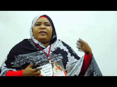 The sparkling strength of a diamond | Noor Hussein Alsayotti | TEDxKhartoum