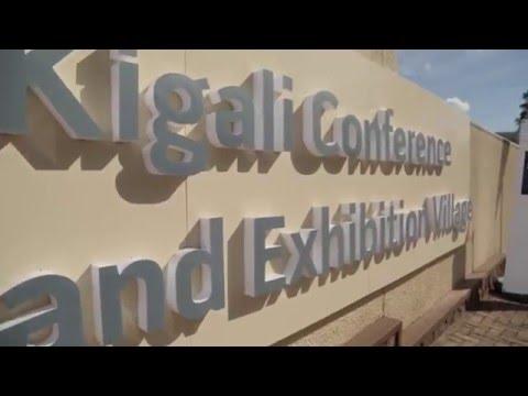 WEF Africa 2016 | Welcome to Rwanda | Kigali, 11 May 2016
