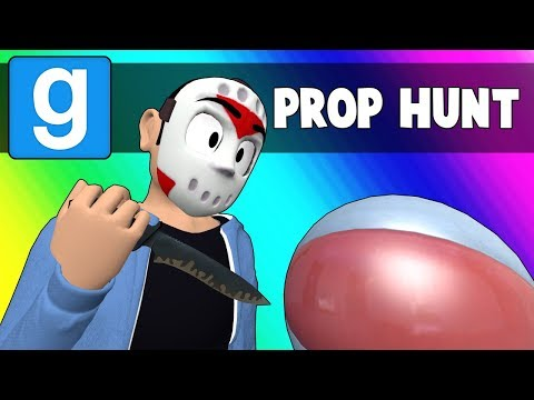 Thumbnail: Gmod Prop Hunt Funny Moments - Crashing a Pool Party! (Garry's Mod)
