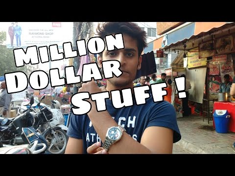 GAFFAR MARKET | Million Dollar Watches | Millions of iPhones | Car Customization