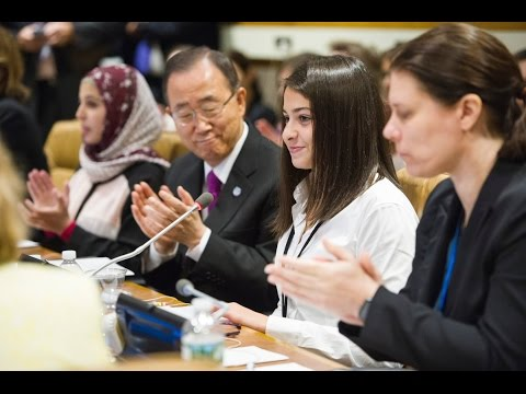 High level Civil Society Event of UN Summit for Refugees and Migrants - UN Headquarters 19 Sept 2016