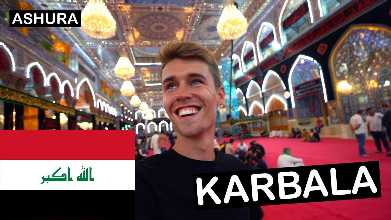 Download KARBALA 🇮🇶 Ashura in IRAQ 🇮🇶عاشوراء في كربلاء، العراق