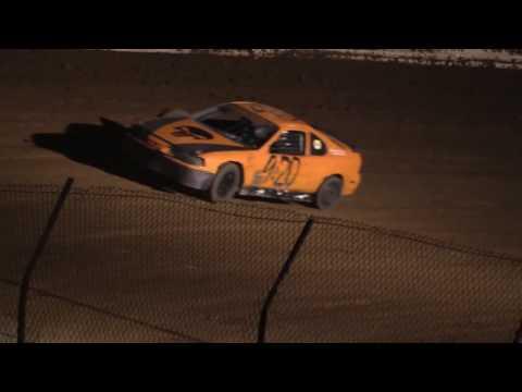 Midway Speedway  4 Cylinder Feature 4-21-17