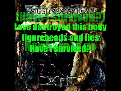 Mushroomhead - Nowhere to Go (w/Lyrics)