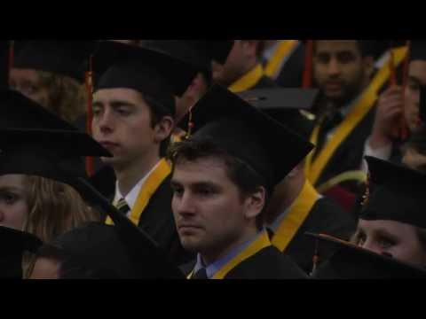 University of Iowa College of Engineering Commencement - May 14, 2016