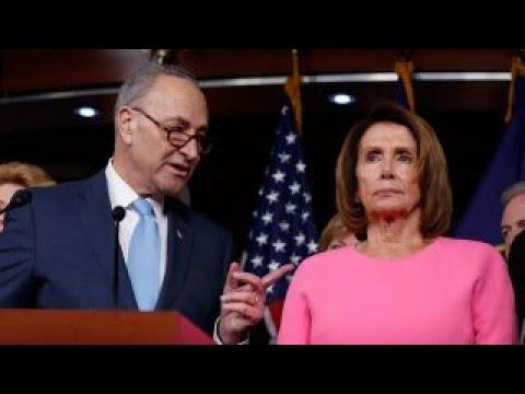 Democrats debut new slogan