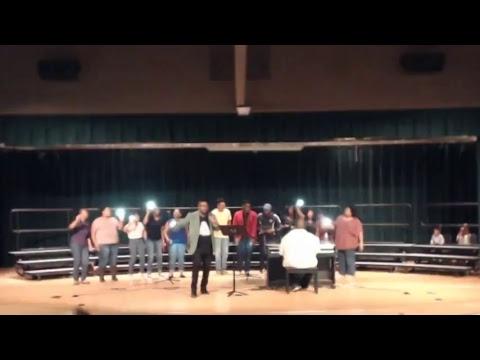 McCracken Middle School Presents USC Upstate Gospel Choir