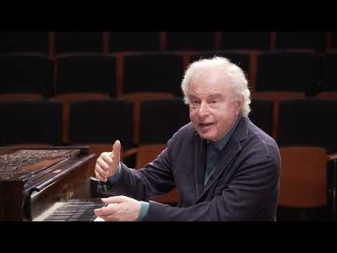 Andras Schiff on Johannes Brahms's Piano Concerto No.1 in d minor, op. 15   ECM Records