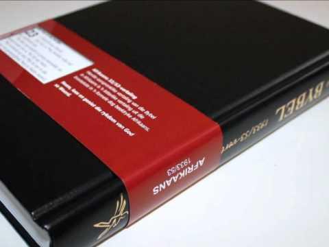 Bible in Afrikaans / Die Bybel