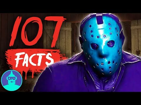 107 Friday The 13th: The Game Facts YOU Should Know!!! | The Leaderboard
