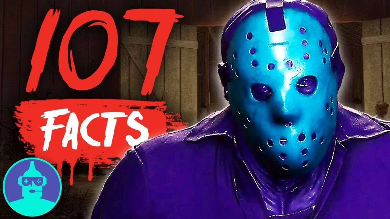 13 fun facts about Friday the 13th