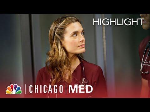 Charles And Caroline Get Married - Chicago Med (Episode Highlight)