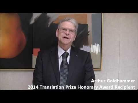 Interview: Arthur Goldhammer 2