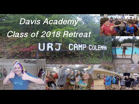 davis academy camp coleman retreat #classof2018