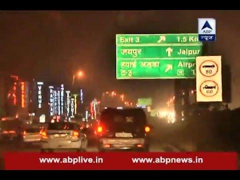 Operation Highway: No lights on Delhi-Jaipur National Highway-8, watch full report
