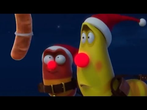 LARVA and Friends - Christmas and Winter Compilation 2016 Full Movie Cartoon | LARVA Official