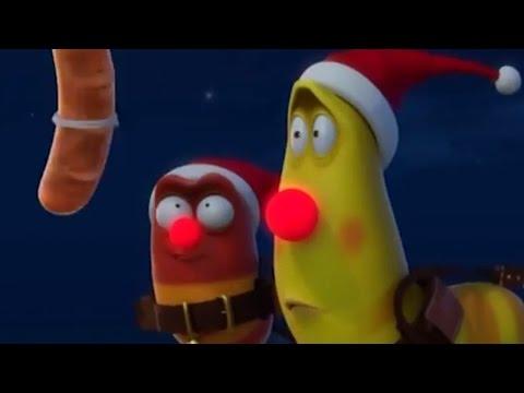 LARVA - Christmas and Winter Compilation 2016 Full Movie Cartoon   LARVA Official