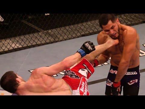 UFC in New Mexico, Henderson-Khabilov, Woodley - Fight NOW! TV News Hitz