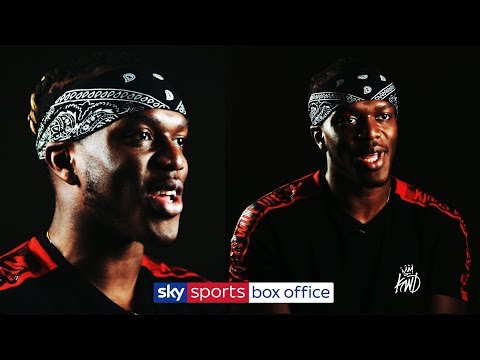 EXCLUSIVE KSI INTERVIEW! | JJ on his sparring partners, his diet & the risk to his career! thumbnail