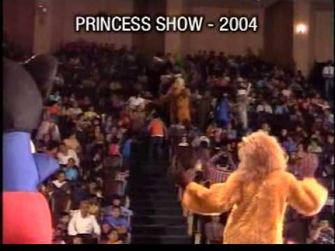 Annual Show, 2004, CD 1, Princess School, Rajkot