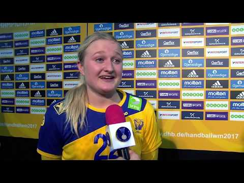 Sweden 26:23 Denmark (Quarter Finals) | IHFtv highlights & interviews - Germany 2017