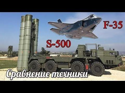 S-500 против F-35
