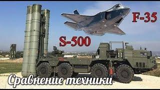 S-500 против F-35 иностранцы сравнивают возможности  техники  перевод ролика на русский язык
