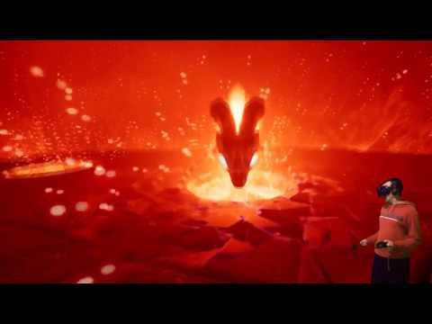 Zelda VR Gameplay español