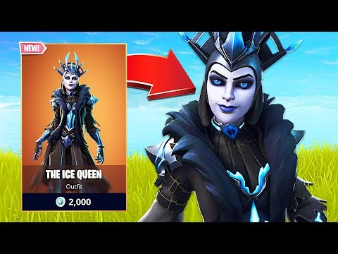 NEW Ice Queen & Ice Storm Challenges! *Pro Fortnite Player* // 1900 Wins // Fortnite Live Gameplay thumbnail