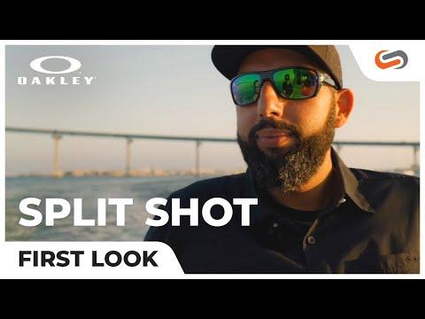 d1c0962a4 Oakley Split Shot FIRST LOOK   SportRx.com - YouTube
