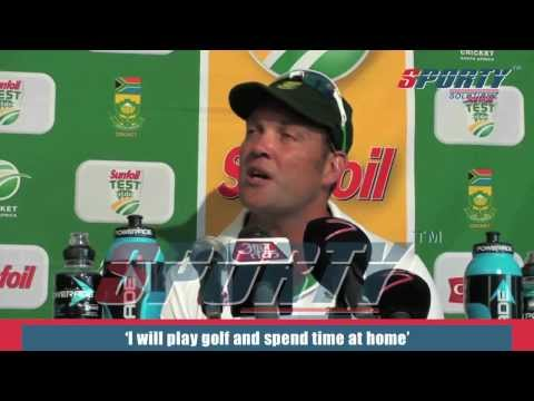 Retirement was a tough call: Jacques Kallis