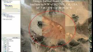 haarp radar beams google earth grid eq 21st mar 2011