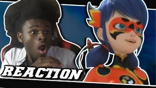 😱VERY HARD ENDING TO SWALLOW!!😱 | Miraculous Ladybug Season 03 MiracleQueen - (Reaction)