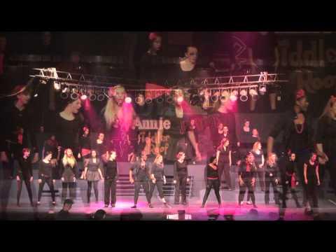 XHS 2012 Cabaret - Hernandos Hide Away from Pajama Game