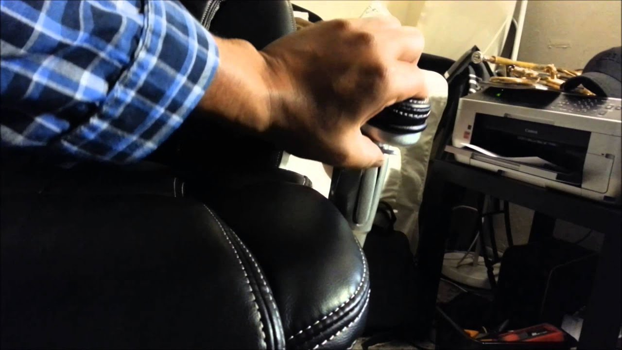 Staples Office Chair White Barber With Headrest Baird Bonded Leather Managers Chair, Black - Youtube