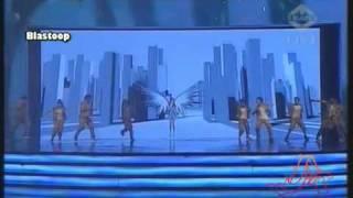 Agnes Monica - Paralyzed Live @ XL langkah lebih maju 4 Nov 2011