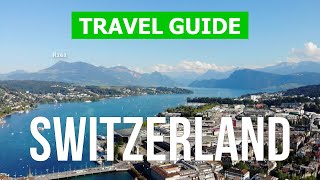 Switzerland city tour | Bern, Lucerne, Zurich, Lausanne, Geneva | Switzerland country video in 4k