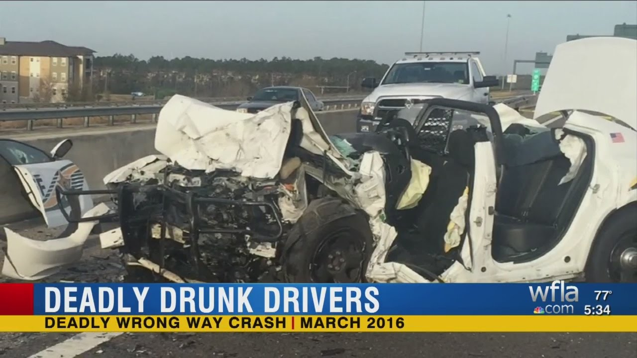 Hillsborough County officers reflect on drunk driving accidents