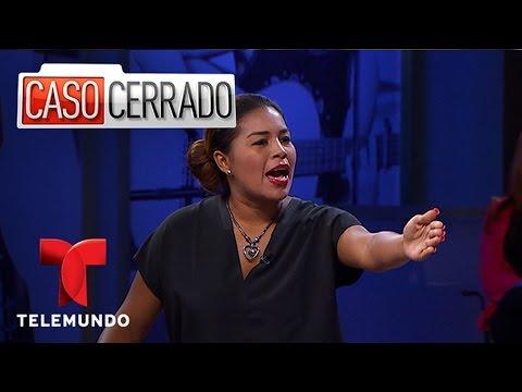Hermana Vendió Sobrino, Casos Completos | Caso Cerrado | Telemundo