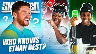 How well do the Sidemen know Behzinga?