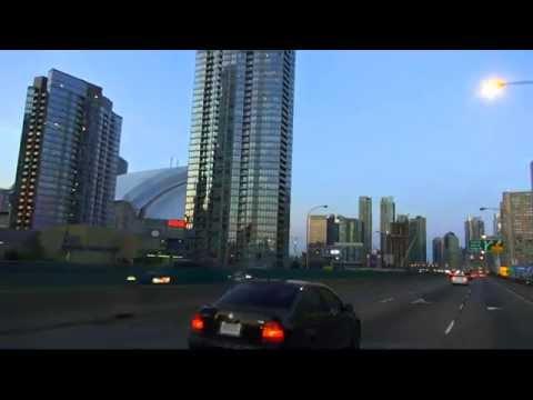 Toronto Skyline July 2012