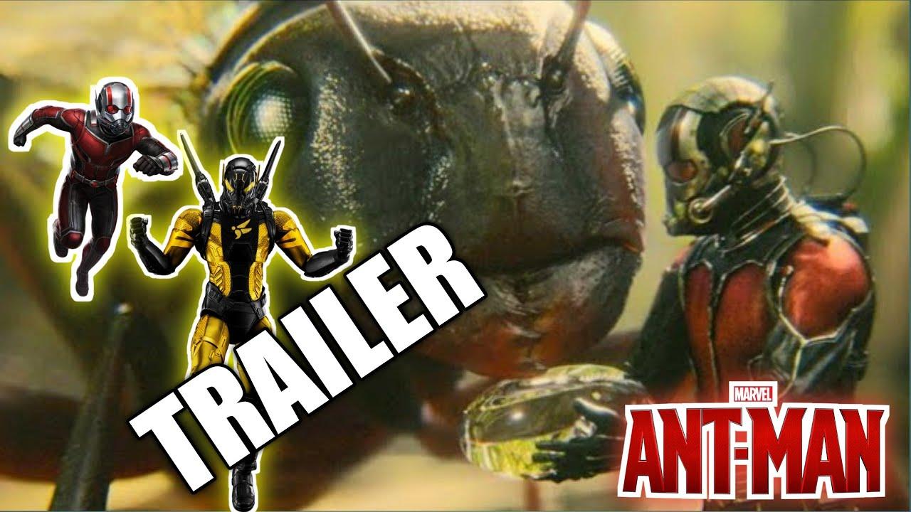 #Trailer - Antman(2015)   MovieXplaineR Amith   malayalam   explain   marvel