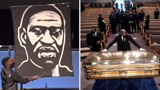 WATCH: George Floyd private funeral in Houston