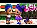 Мальчик ЛОЛ Панк Бой сбежал от куклы лол сюрприз Интересные мультики с игрушками Lol Dolls mp3