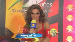 Mariana Seoane Fiesta Mexicana Promo