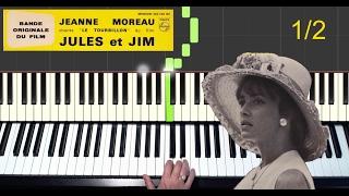 Comment jouer Le tourbillon de la vie au piano, niveau débutant et ...
