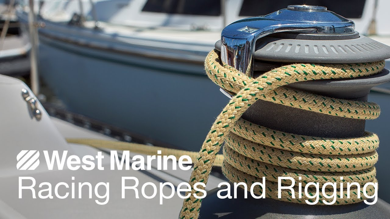 Selecting Line for Running Rigging | West Marine