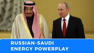 OPEC Plus: Putin's move to control energy market with Saudi partnership