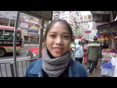 Hong Kong travel video 2017